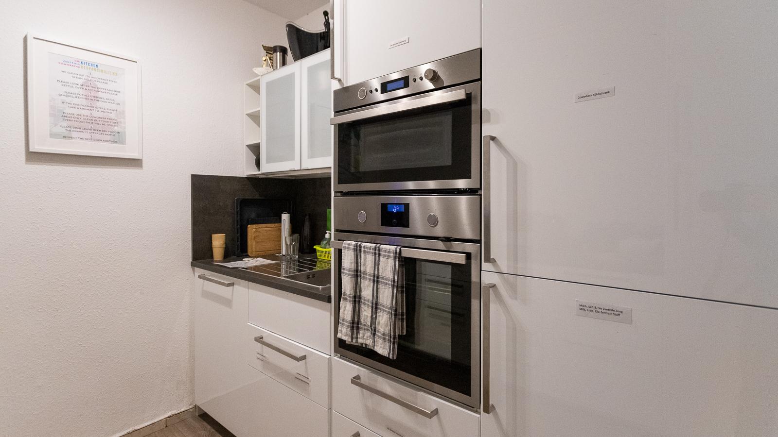 Kitchen Coworking